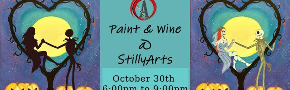 Stilly Arts Halloween