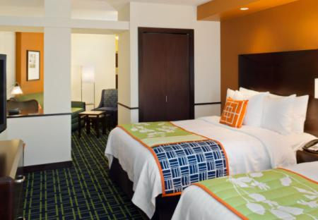 Fairfield Inn and Suites Puyallup