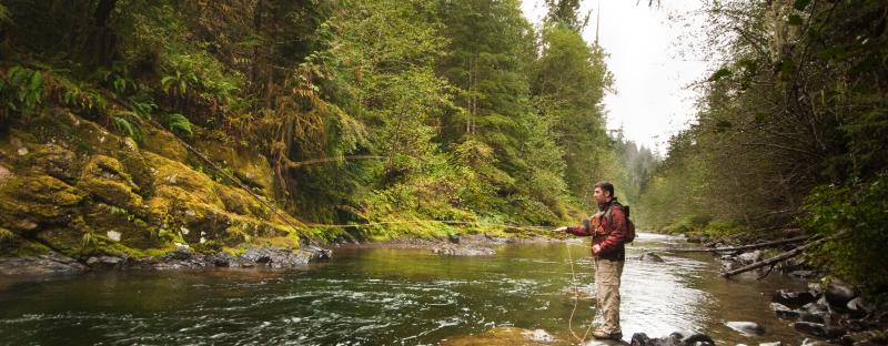 Fishing in Vancouver WA   Lakes, Rivers & Guides for Angling