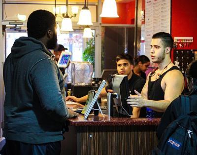 Club Metro USA Newark Juice Bar