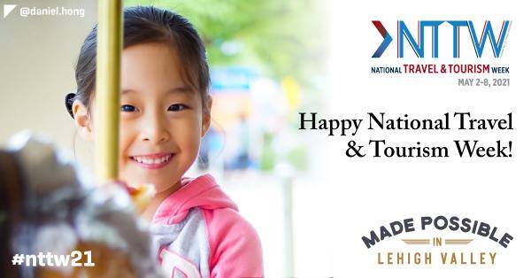 Happy National Travel & Tourism Week