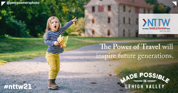 The Power of Travel will inspire future generations