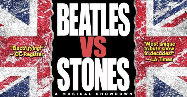 Beatles vs Stones: A Musical Showdown will be joined on stage by 45 RPM on Oct. 17.