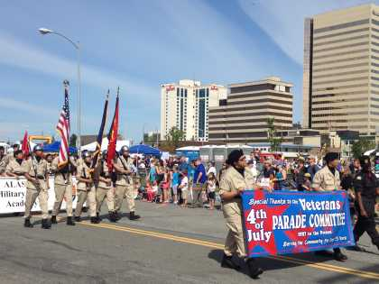 Anchorage 4th of July Parade