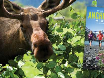 Order the 2018 Official Anchorage Visitors Guide