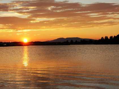 Susitna Sunset