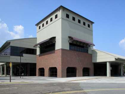 Cajundome Convention Center - Exterior