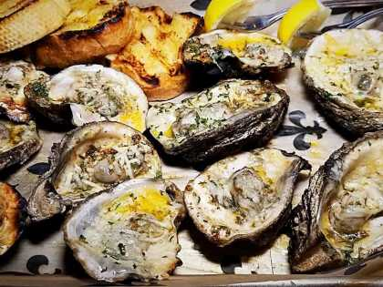 Boutin's Seafood, Steakhouse & Oyster Bar