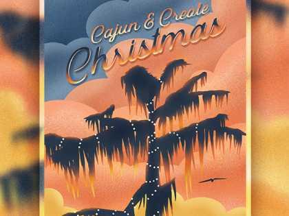 2019 Cajun & Creole Christmas Cover Module