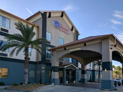 Comfort Suites-Oil Center