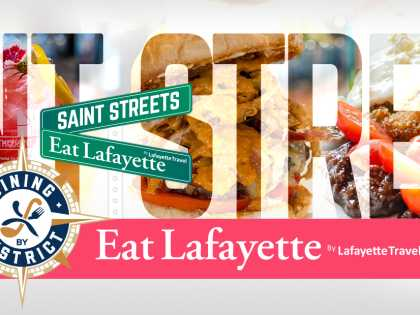 Saint Streets Dining by District