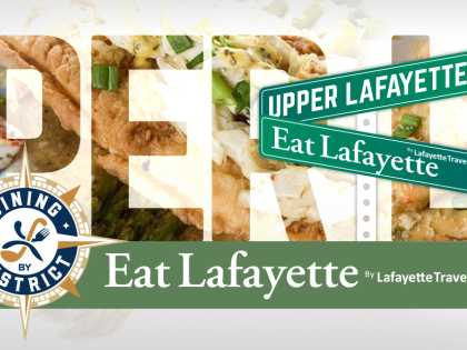 Upper Lafayette Dining by District