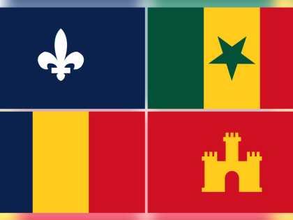 Flag of Créoles