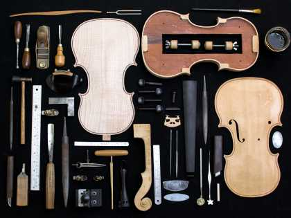 Deconstructed Fiddle