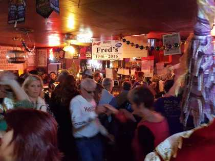 Fred's in Mamou