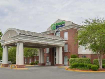 Holiday Inn Express & Suites-Ambassador Caffery