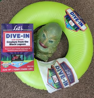 Dive-In Swag
