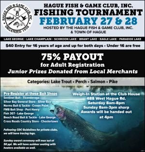 TACC Fish Tournament