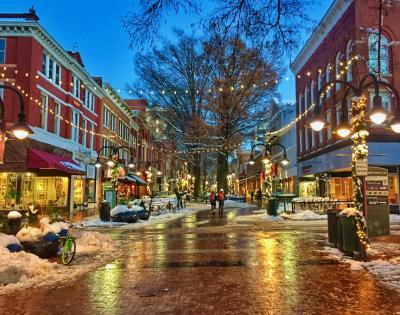 Winter Mall Brantley Ussery