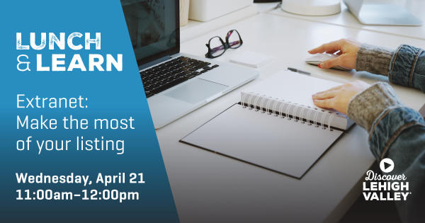 Lunch & Learn: Make the Most of your Extranet Listing
