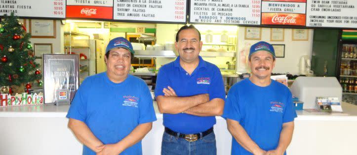 Fiesta Grill Crew