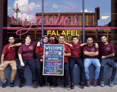 Yassin's Falafel