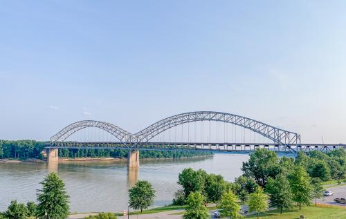 New Albany Riverfront Ohio River Greenway