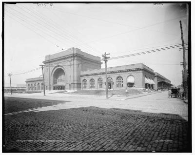 TERMINAL STATION (1909)