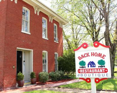 back home restaurant