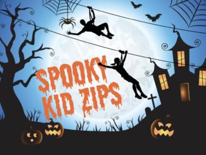 Spooky Kids Zip