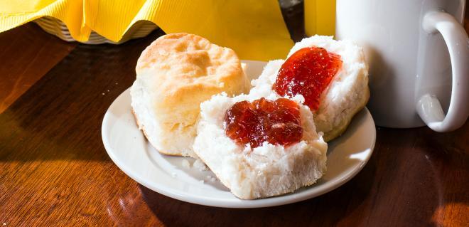 Roanoker Biscuits