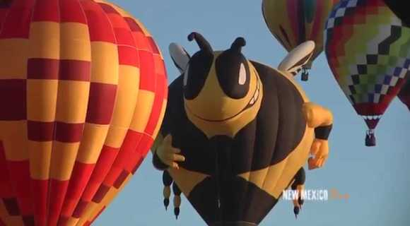 NM True TV - Albuquerque International Balloon Fiesta