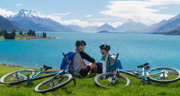 Around The Mountains Cycle Trail Lake Wakatipu