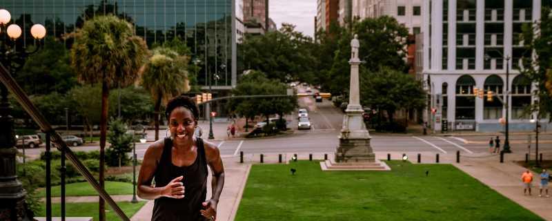 Main Street Runner