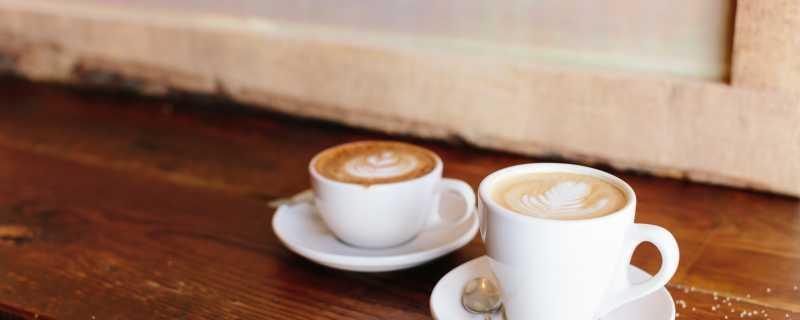 Lattes at Indah Coffee