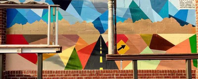West Columbia Mural