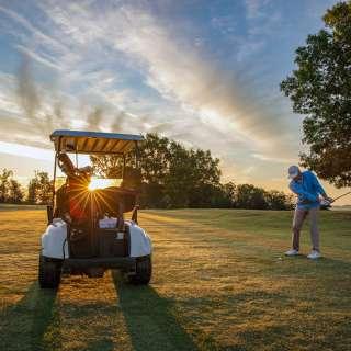 Golf at Lake Guntersville State Park
