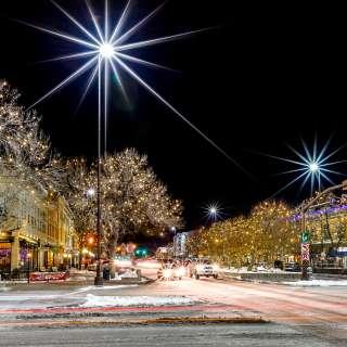 Fort Collins In Lights Visit