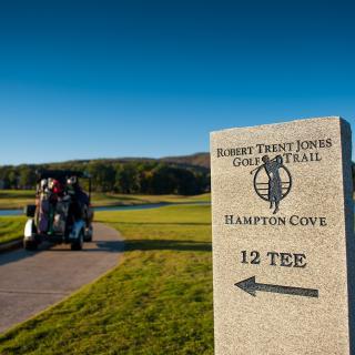 RTJ Golf at Hampton Cove