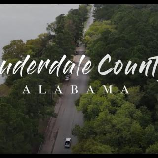 Retire in Lauderdale County Alabama