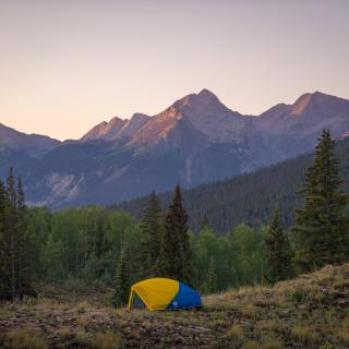 Camping in Durango, CO During Fall