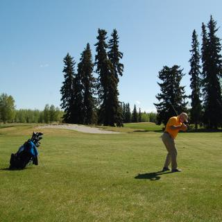Fort Wainwright Chena Bend Golf Course