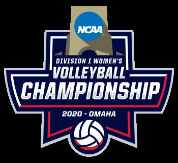NCAA Volleyball Women's National Championship Tournament logo