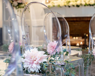 Total Events wedding