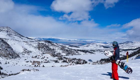 June Mountain views - Local Freshies