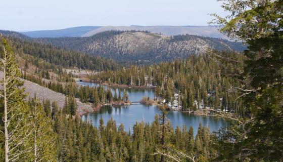 Twin Lakes Mammoth