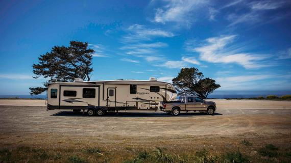 Take your next family vacation on the road with RVshare