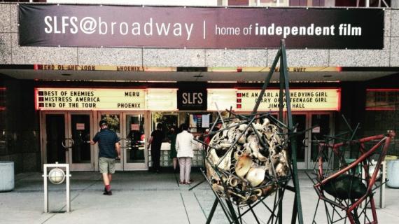 Salt Lake Film Society at Broadway Centre Theatre