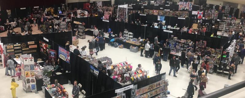 Air Capital Comic Con
