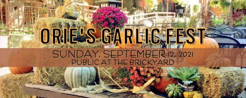 Orie's Garlic Fest